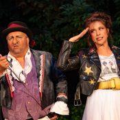 Cyrano und Roxane (A. Klaue, M. Birkl) - ThS 2020 - Foto: © by Essig Foto